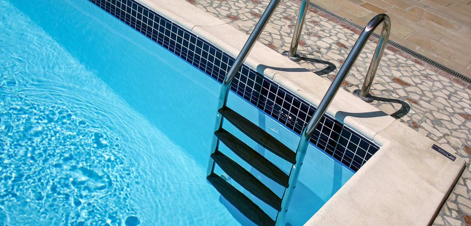 Scale - Scaletta per piscina fuori terra ...