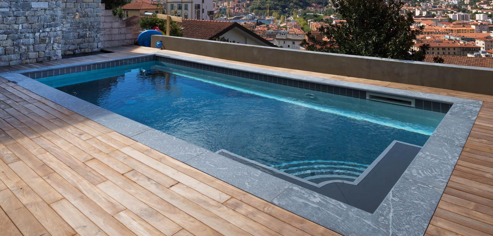 Acqua Azzurra Piscine costruzione piscine interrate rovigo